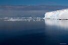Reflecting on Antarctica 038 by Karl David Hill