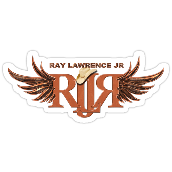 Ray Lawrence Jr. Logo T-shirt by 69lespaul