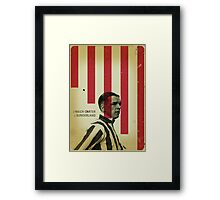 Raich Carter - Sunderland Framed Print