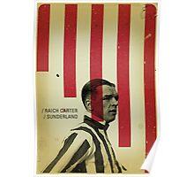 Raich Carter - Sunderland Poster