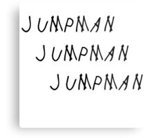 Jumpman Metal Print