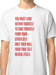 Zuko - Yourself Classic T-Shirt