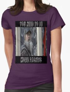 Si Robertson Pacific Womens Fitted T-Shirt