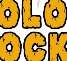 Geology Rocks Sticker