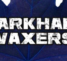 Markham Waxers Draft Year Home Sticker