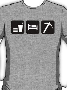 Eat Sleep Rockhound T-Shirt