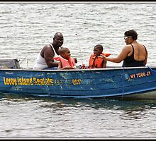 The Family That Fishes Together by Mikell Herrick