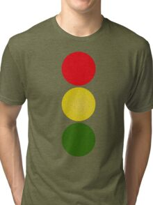 All-purpose Stoplight Party Shirt Tri-blend T-Shirt