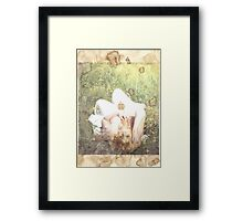 Sleeping Beauty (Don't want to wake up) Framed Print