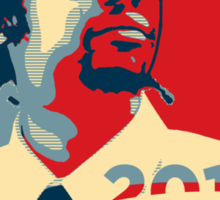 Shankk The Re-Election Sticker