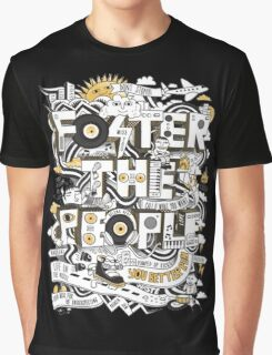 Foster the People Graphic T-Shirt
