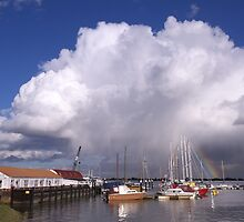 Heybridge Rainbow by newbeltane