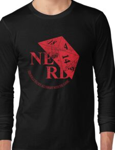 N.E.R.D. Long Sleeve T-Shirt