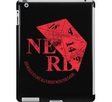 N.E.R.D. iPad Case/Skin