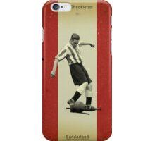 Len Shakleton - Sunderland iPhone Case/Skin