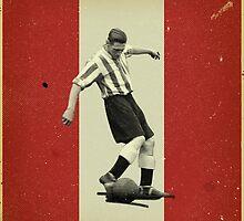 Len Shakleton - Sunderland by homework