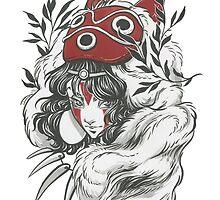 Mononoke by Audra Auclair