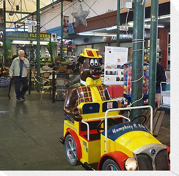 And something for the kids, Preston Market, Vic Australia by Margaret Morgan (Watkins)
