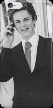Dicasp [Caspar Lee] Phone Cae by givemelove