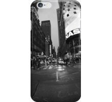 NYC Times Square iPhone Case/Skin