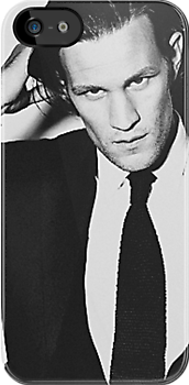 Matt Smith Photo Shoot Phone Case by givemelove