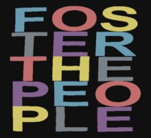 Foster the People Kids Tee