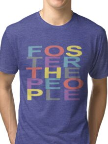 Foster the People Tri-blend T-Shirt