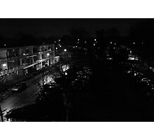 From my balcony, Photographic Print