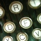 neovibe.us | typewriter - Print & Greeting Cards by neovibe