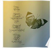 Dream Poem Poster