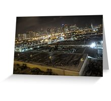 Hawaii HDR Photography Greeting Card
