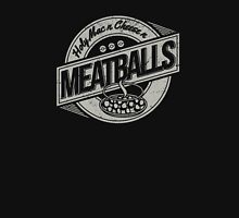 Holy Mac n Cheese n Meatballs (White) T-Shirt