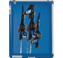 The Blue Angels 1  I-Pad Case iPad Case/Skin