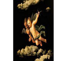 ❤‿❤ LITTLE ANGELS SHINING STAR IPHONE CASE ❤‿❤ by ╰⊰✿ℒᵒᶹᵉ Bonita✿⊱╮ Lalonde✿⊱╮
