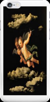 ❤‿❤ LITTLE ANGELS SHINING STAR IPHONE CASE ❤‿❤ by ✿✿ Bonita ✿✿ ђєℓℓσ