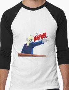 Derpy Wright - Ace Muffin Maker Men's Baseball ¾ T-Shirt