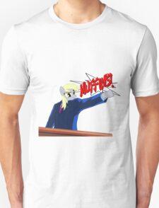 Derpy Wright - Ace Muffin Maker T-Shirt