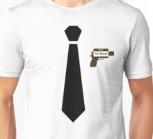 Mr. Brown Unisex T-Shirt