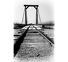 Round and Round Photographic Print