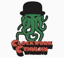 Clockwork Cthulhu by shogunpete