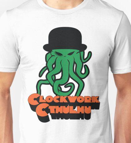 Clockwork Cthulhu Unisex T-Shirt