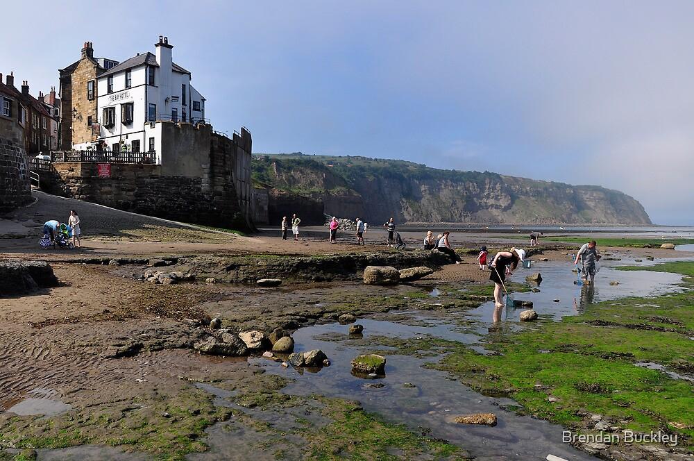 Beachcombers by Brendan Buckley