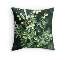 Lady be good... Throw Pillow