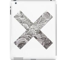 X Doodle iPad Case/Skin