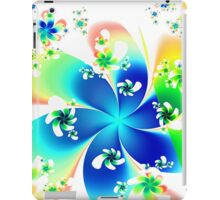 iFlowers iPad Case/Skin