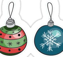 Ornaments Sticker