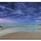 Currumbin beach sunrise by Jayde Aleman