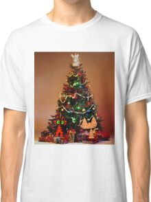 Two Cats Are Ready For Christmas Classic T-Shirt