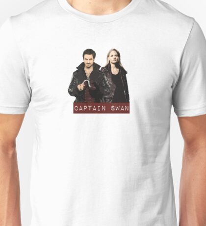 Captain Swan Unisex T-Shirt