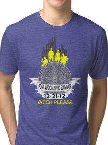 Post Apocalyptic Survivor Tri-blend T-Shirt